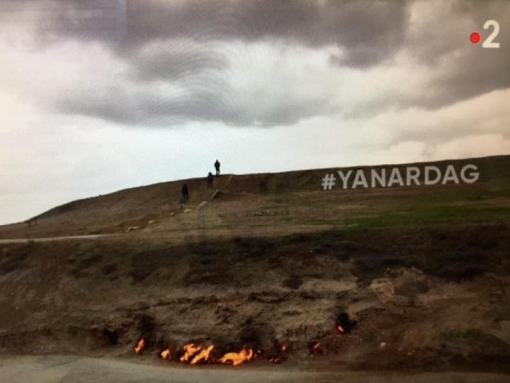 На телеканале France 2 состоялся показ документального фильма «Азербайджан – на перекрестке цивилизаций» - ФОТО