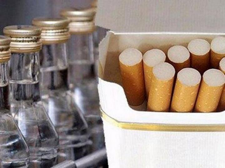 В Азербайджане повышаются ставки акцизов на импорт алкоголя и табака