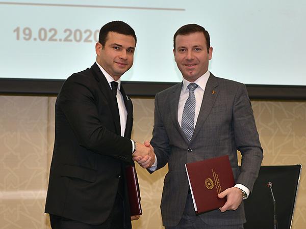 АФФА и Агентство по развитию малого и среднего бизнеса подписали меморандум о сотрудничестве – ФОТО
