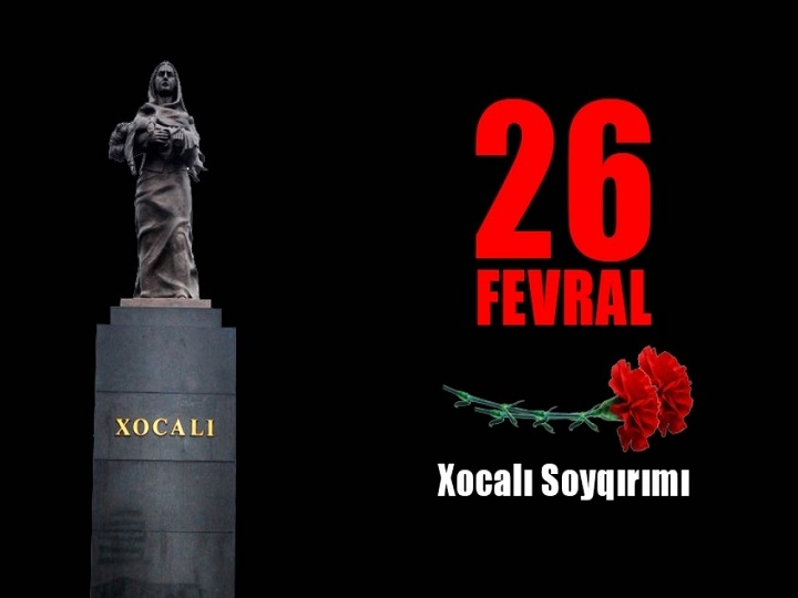 Azərbaycan Ordusunda Xocalı soyqırımı ilə bağlı silsilə tədbirlər keçiriləcək