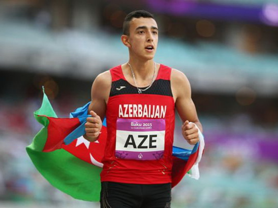 Назим Бабаев завоевал олимпийскую лицензию! – ФОТО