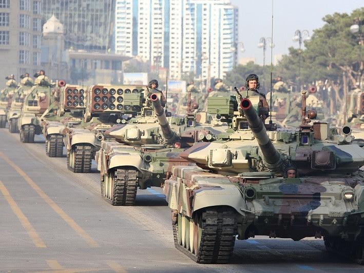 Азербайджан в ТОП-10 самых военизированных стран мира – ФОТО