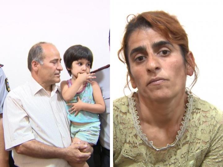 В Баку начинается суд над женщиной, похитившей трехлетнюю девочку – ФОТО – ВИДЕО