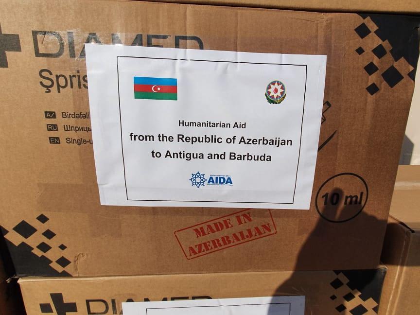 Азербайджан оказал гуманитарную медпомощь Антигуа и Барбуде – ФОТО