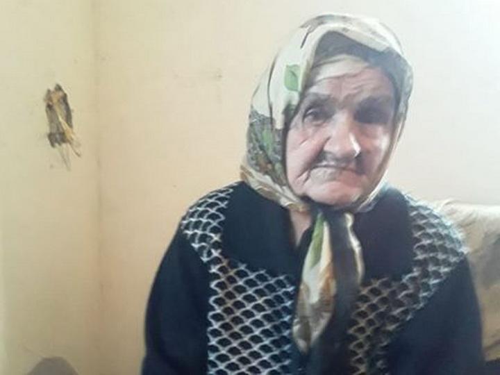 В Баку пожилая женщина пропала без вести - ФОТО