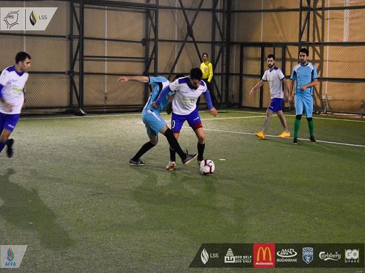 "LSS MFL 2019/20 Liqasının XXII turu: ""Squadra"" bir qola sevindi, ""Beerbaşa""dan darmadağın – FOTO – VİDEO"