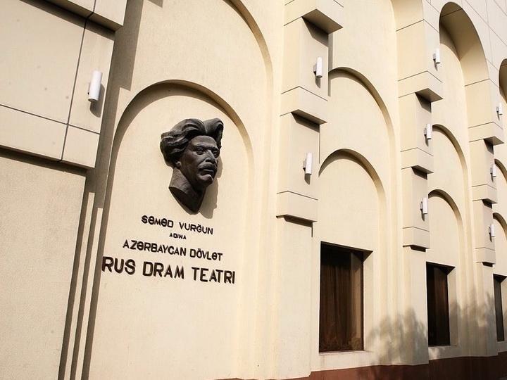 В Баку покажут премьеру спектакля «Сталин» - ФОТО