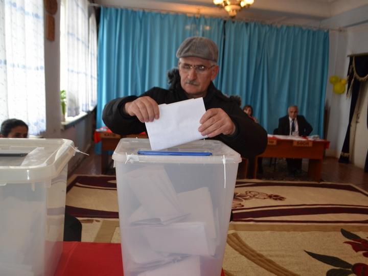 ЦИК оставил в силе решение окружной комиссии по двум избирательным участкам