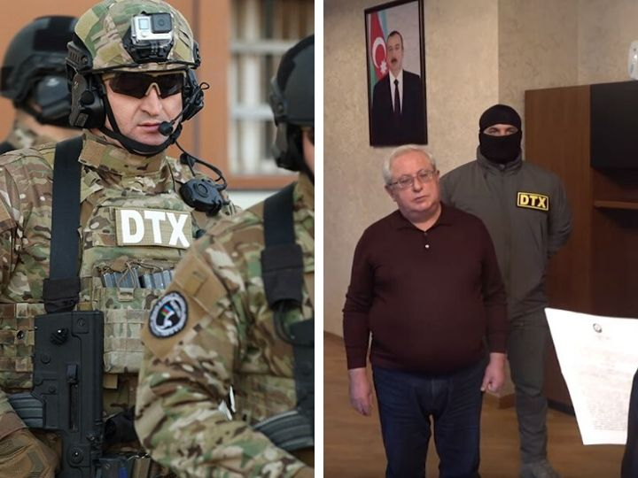 В Нефтчале задержаны экс-глава ИВ и другие должностные лица - ВИДЕО