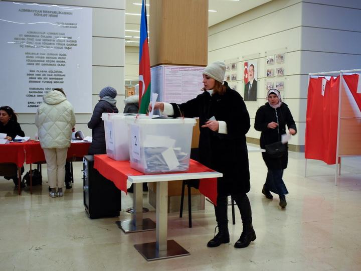 ЦИК аннулировал результаты голосования еще на одном участке