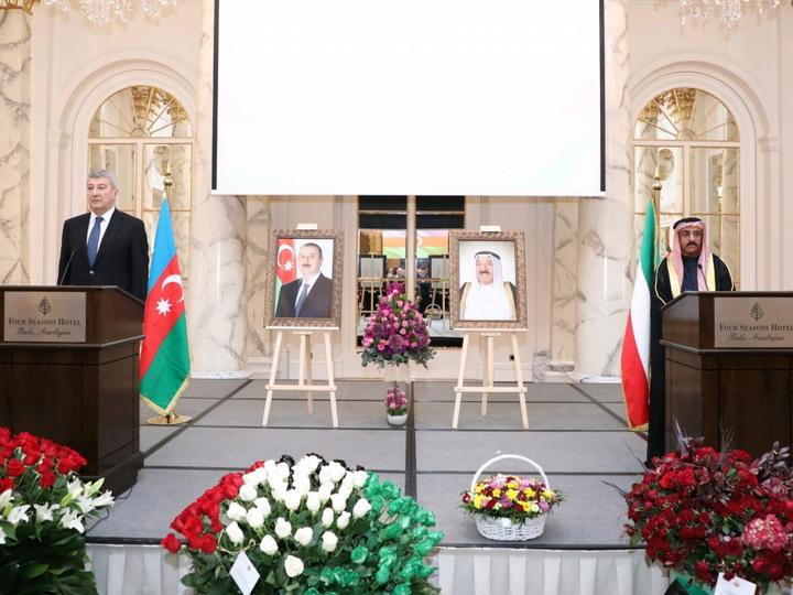В Баку состоялся официальный прием по случаю годовщины независимости Кувейта