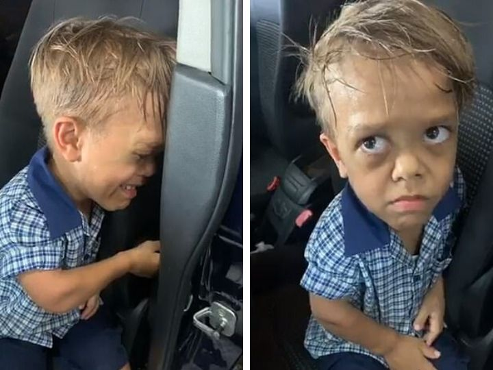 Душераздирающе: мальчик-карлик хотел убить себя из-за травли в школе -  ВИДЕО
