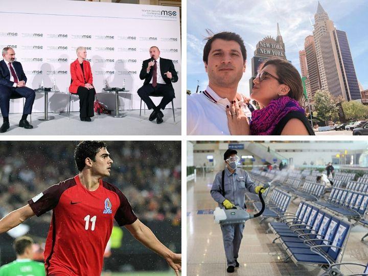 Главное за неделю: Мюнхенские дебаты Алиева и Пашиняна, пересмотр итогов голосования, Шейдаев в «Сабахе» и многое другое – ФОТО