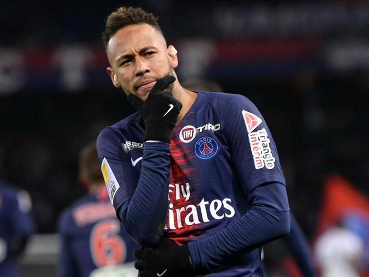 Неймар назвал топ-5 футболистов современности