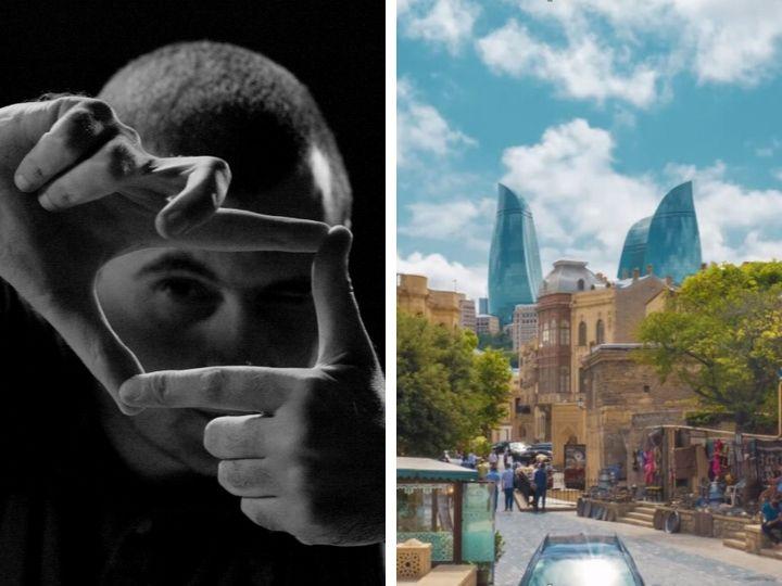 Автор впечатляющего ролика о Баку: «Мне хотелось удивить зрителя» - ФОТО - ВИДЕО