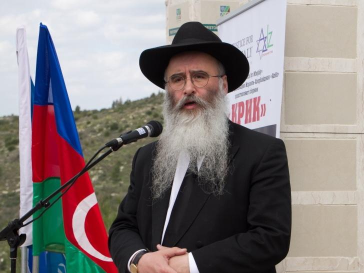 В Израиле почтили память жертв Ходжалы - ФОТО