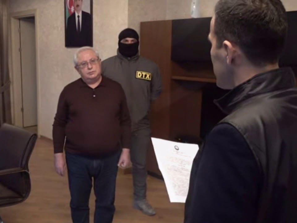 Арестован экс-глава Нефтчалы