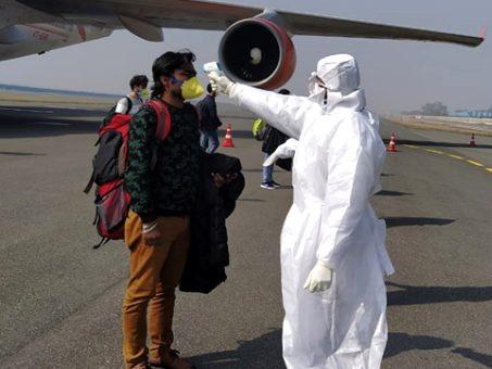 В Ираке зафиксирован первый случай заражения коронавирусом