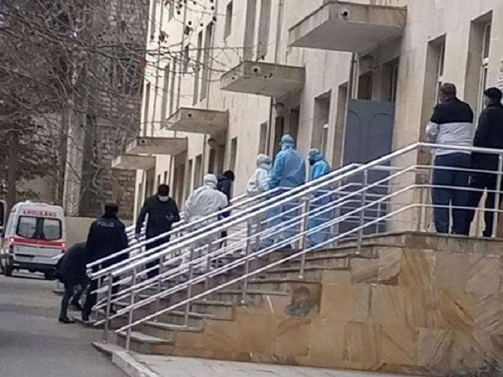 İrandan gələn iki nəfər koronavirusla bağlı xəstəxanaya yerləşdirildi