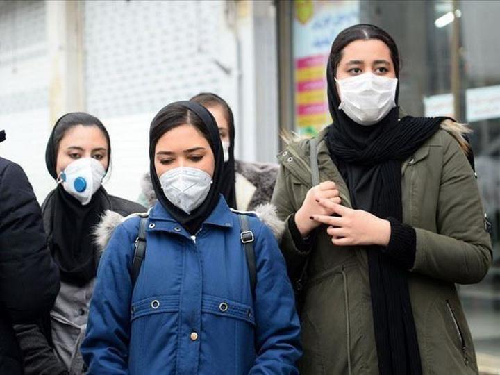 Koronavirus İrandan Türkiyəyə keçdi