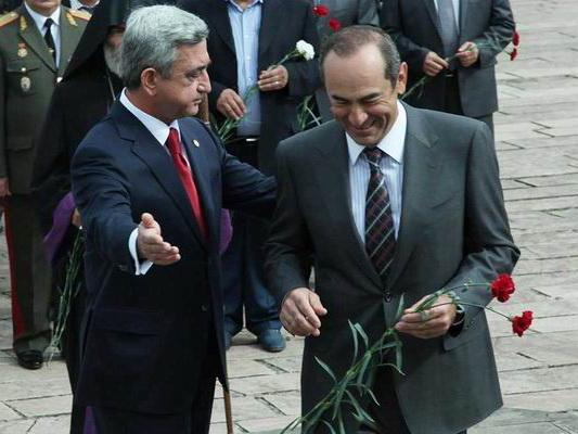 В Армении в один день судят двух экс-президентов