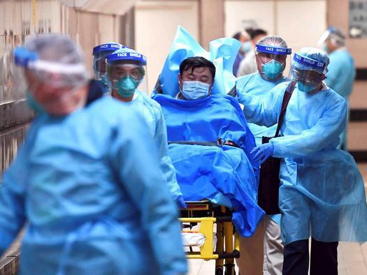 Число умерших от коронавируса в мире превысило 1,1 млн человек
