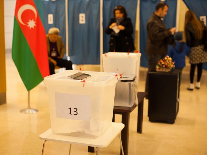 ЦИК Азербайджана направил итоги выборов для утверждения в Конституционный суд