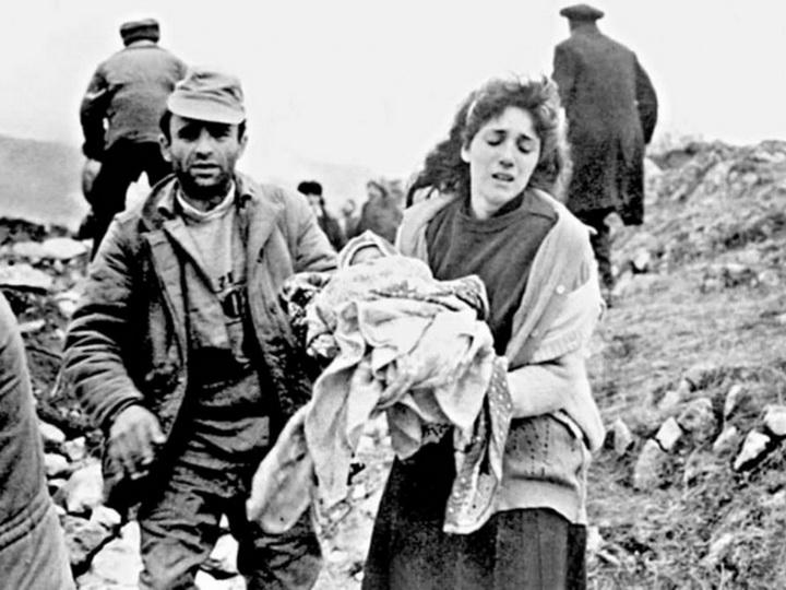 Российские издания написали о Ходжалинском геноциде