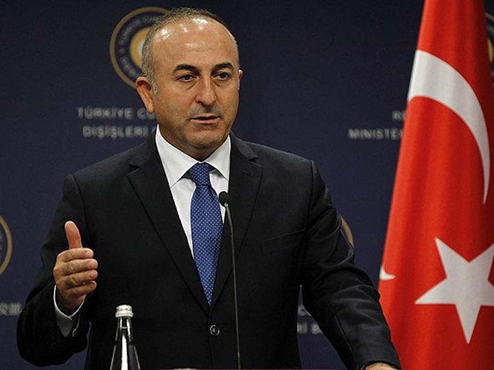 """Çavuşoğlu: """"Azərbaycanlı qardaşlarımızın acısına dərindən şərikik"""""""