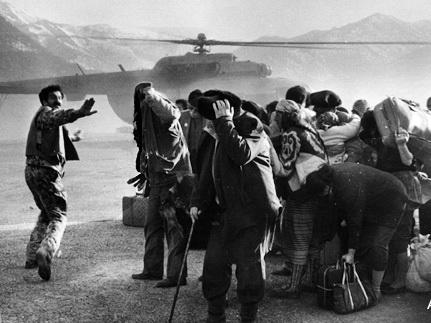 Что писала газета The NY Times о Ходжалы в 1992 году: С людей снимали скальпы – ФОТО