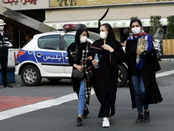 В Иране умерли более 140 человек с коронавирусом за сутки