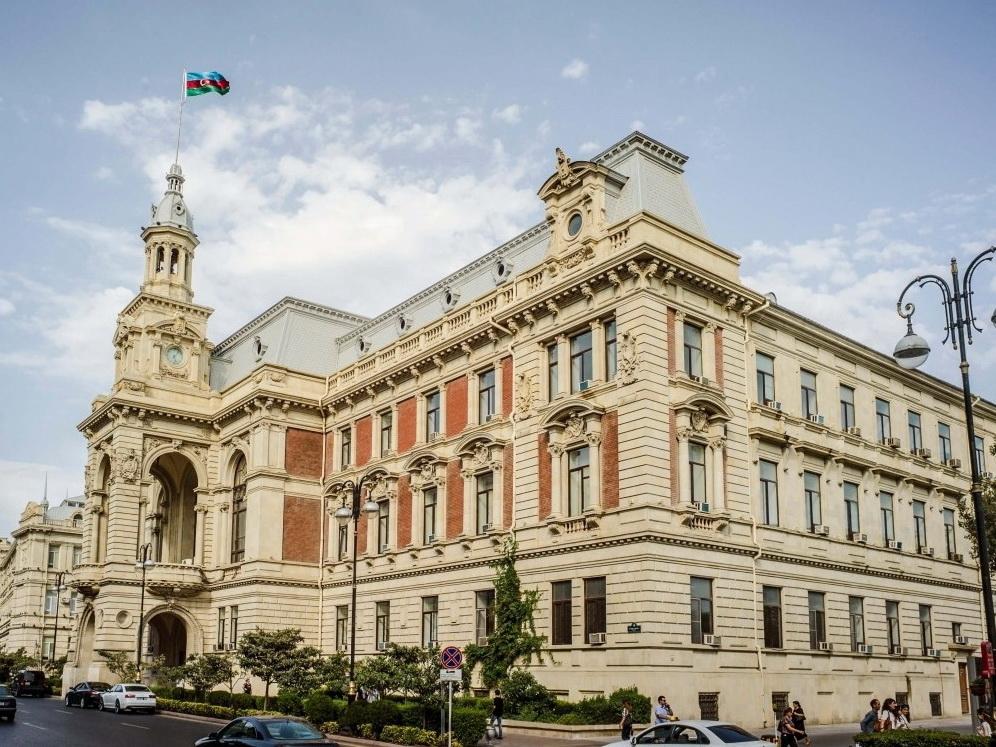 ИВ Баку ответила на обращение оппозиционеров по поводу митинга