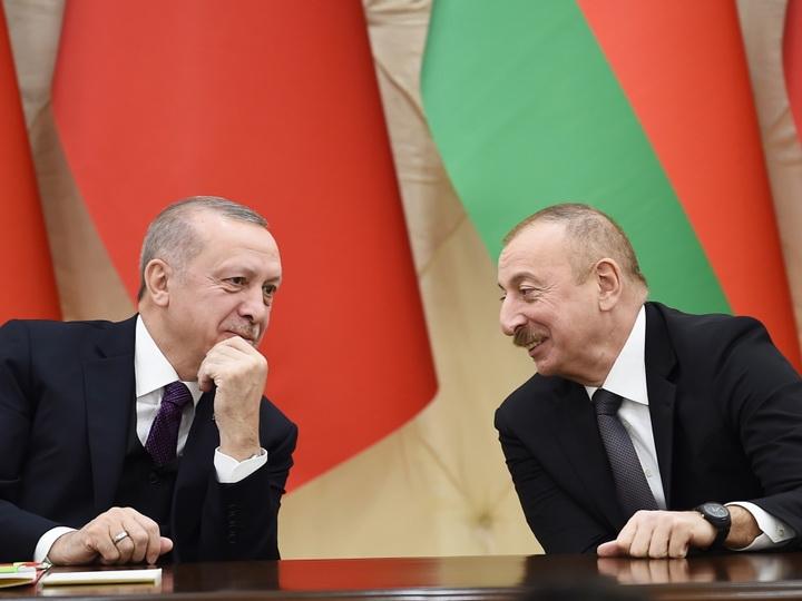 Азербайджано-турецкий погранпункт возобновил работу сразу после визита Эрдогана в Баку