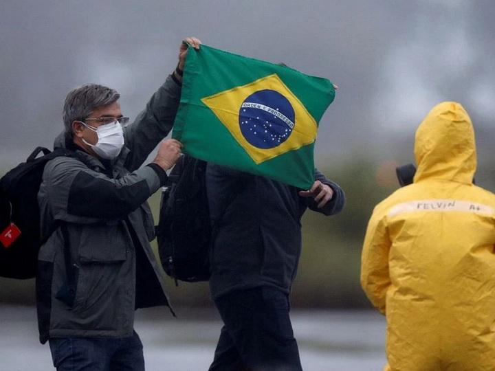 В Бразилии подтвердился первый случай заражения коронавирусом