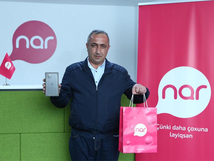 Число пользователей Nar 4G превысило 1 миллион человек