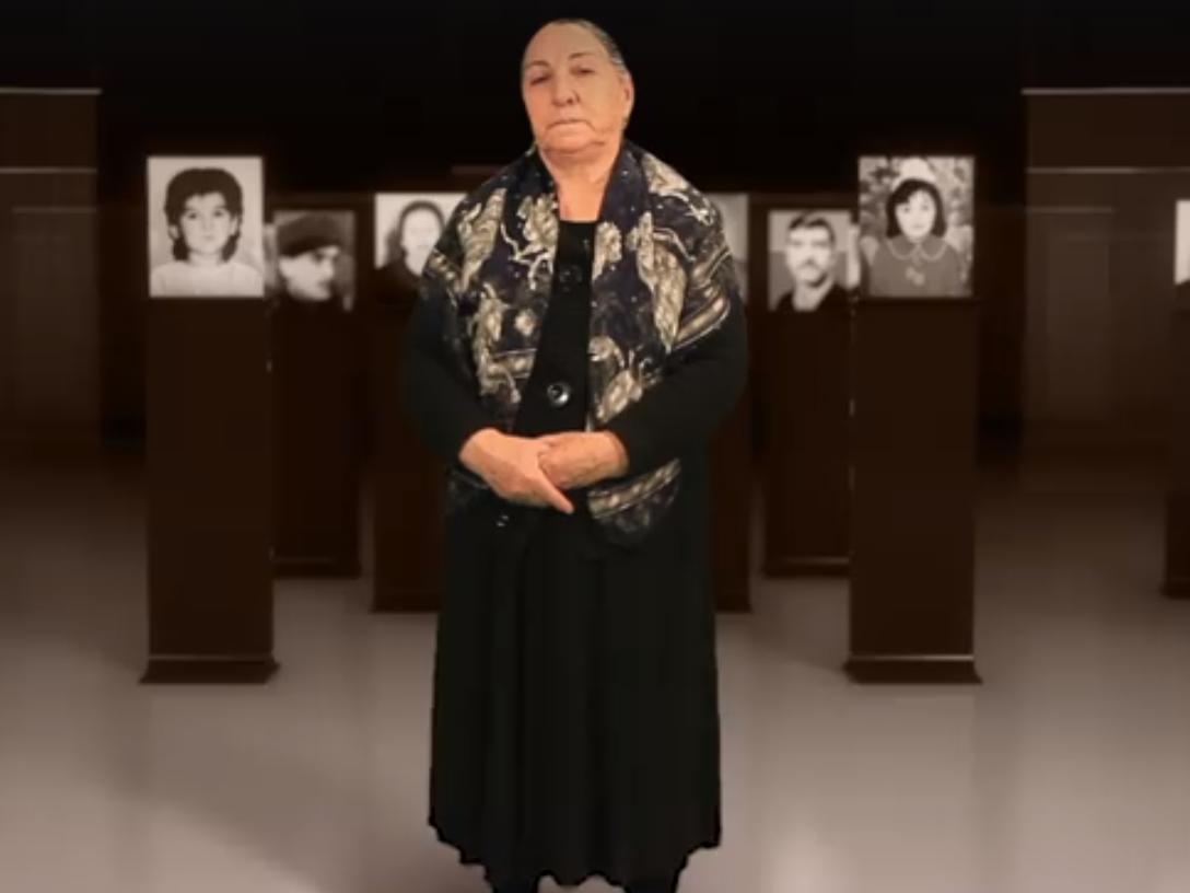 «Все мои родственники были убиты за одну ночь армянами – братья, сестра, их дети…» - ВИДЕО