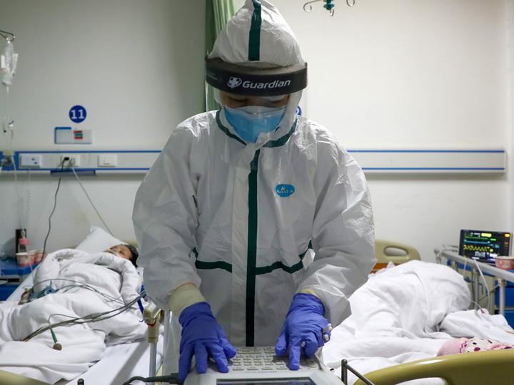В Грузии зафиксировали первый случай заражения коронавирусом