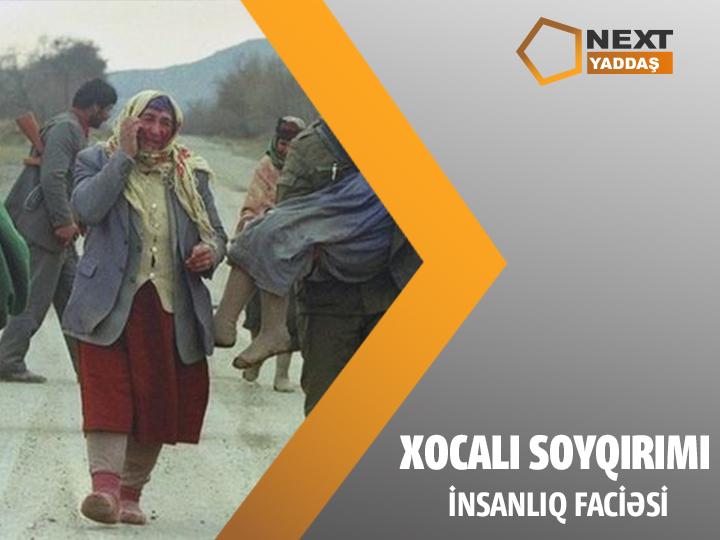 NEXT TV: Уничтоженный город. В память о жертвах Ходжалинского геноцида - ВИДЕО