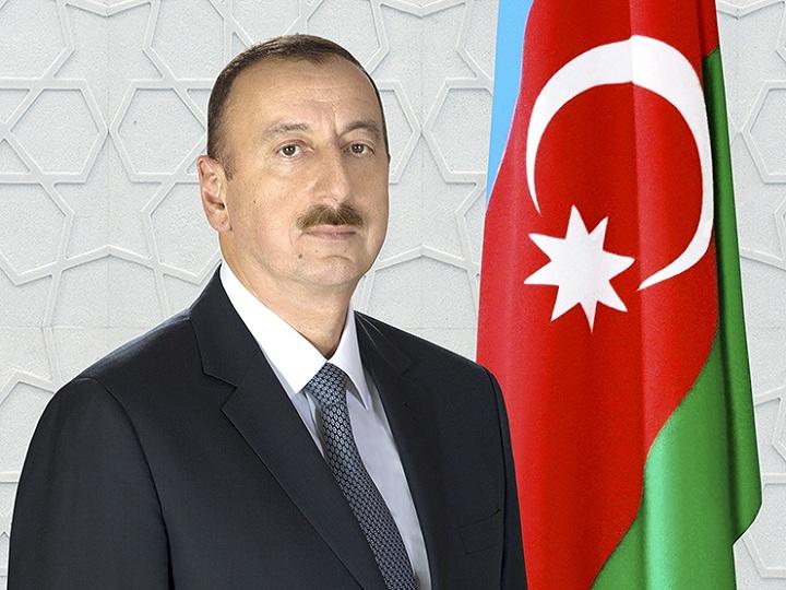 İraq Prezidenti İlham Əliyevi təbrik edib