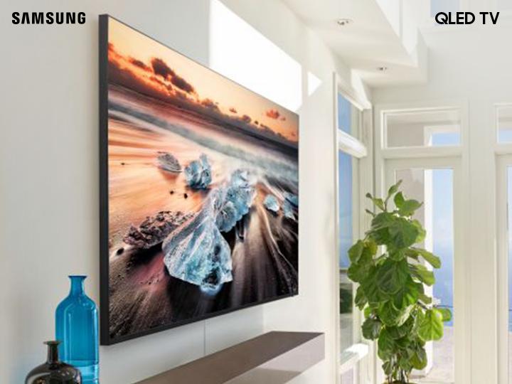 Обновленная серия QLED TV от Samsung – новые технологии для лучшего качества изображения – ФОТО