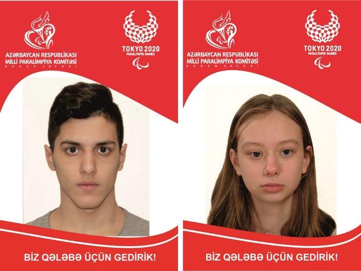 Daha 2 idmançımız Tokio 2020 Yay Paralimpiya Oyunlarında iştirak hüququ qazanıb