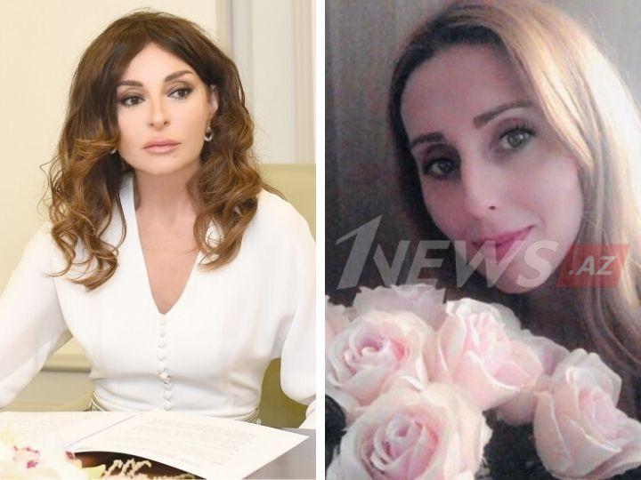 Мехрибан Алиева оказала помощь Диляре Зейналовой, которой бывший муж нанес 16 ножевых ранений – ФОТО - ВИДЕО