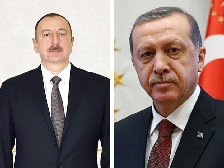 Ильхам Алиев выразил соболезнования Реджепу Тайипу Эрдогану: Дорогой брат…