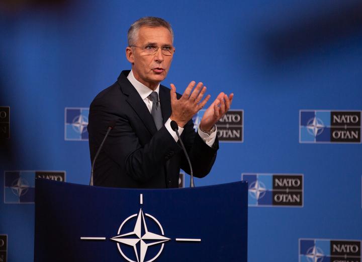 NATO-nun baş katibindən Rusiya və Suriya ilə bağlı AÇIQLAMA