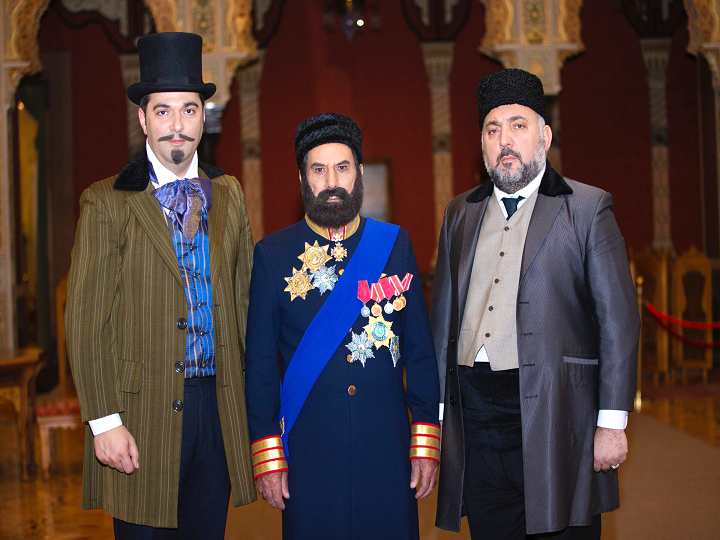 ASAN Radio представило проект о благих делах Гаджи Зейналабдина Тагиева – ФОТО – ВИДЕО