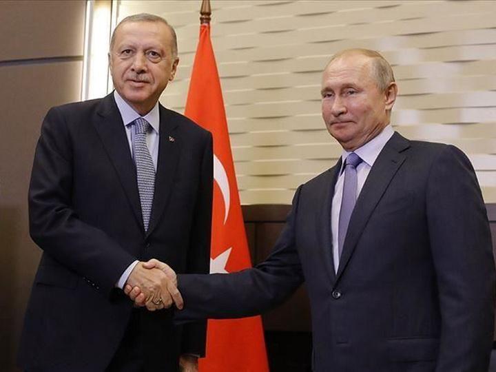 Эрдоган и Путин обсудили Идлиб