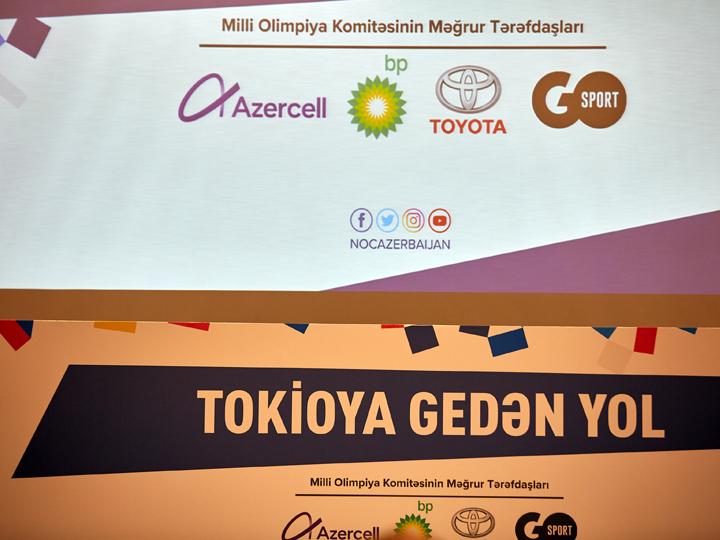 Azercell Milli Olimpiya Komitəsinin və Milli Olimpiya Komandasının məğrur tərəfdaşıdır – FOTO
