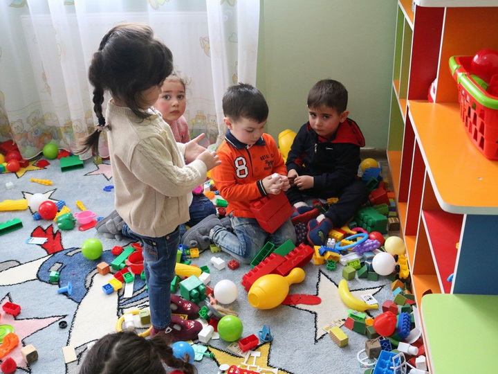 Прием в детсады Баку начинает проводиться в электронном формате