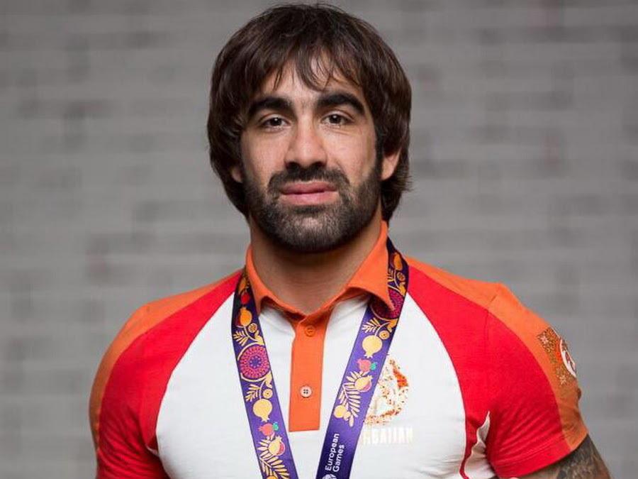 Рафаэль Агаев выступит на Олимпиаде-2020 в Токио