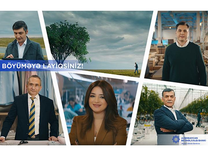 Azərbaycan Beynəlxalq Bankından sahibkarlara həsr olunmuş imic çarxı – VİDEO